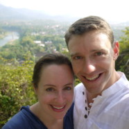Around Town in Luang Prabang: Climbing Phousi Hill