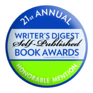 Love At The Speed Of Email wins Writer's Digest award