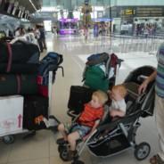 The bumpy road back: Australia to Laos